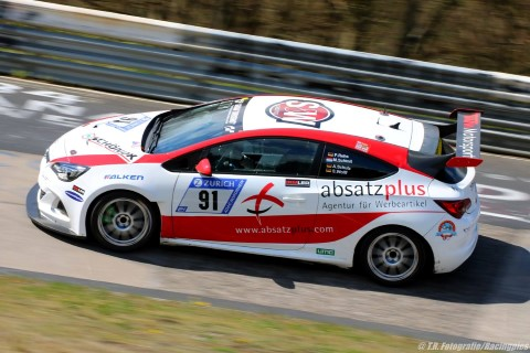 Qualifikationsrennen sw-racing 24h
